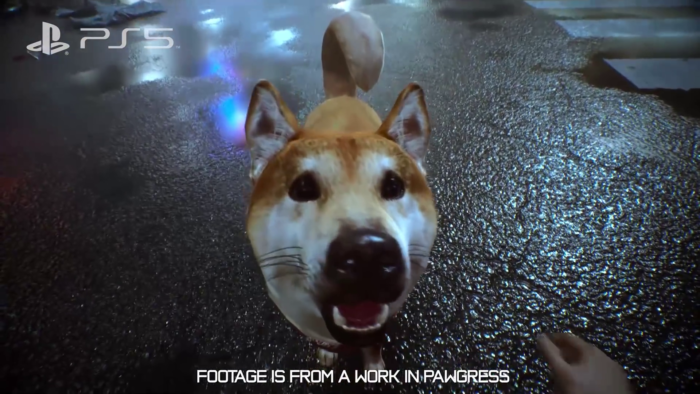 Ghostwire Tokyo: You Can Pet The Dogs!