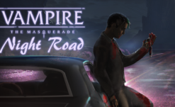 Vampire: The Masquerade — Night Road Released on Steam