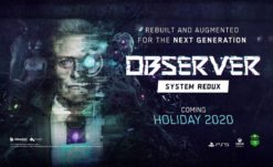 TGS 2020: Observer System Redux Receives New Gameplay Trailer