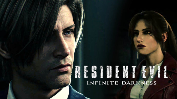 TGS 2020: Resident Evil: Infinite Darkness Animated Netflix Series Teaser Released