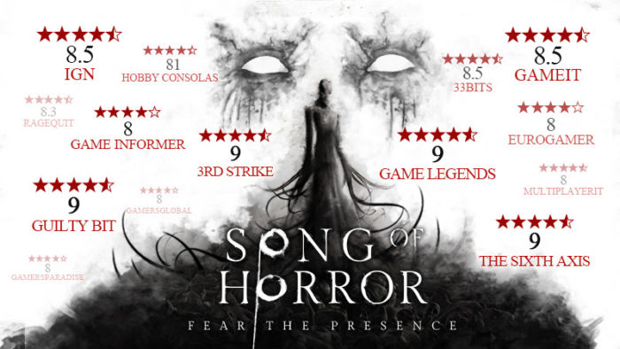 Song of Horror Sings Its Way To Consoles This October