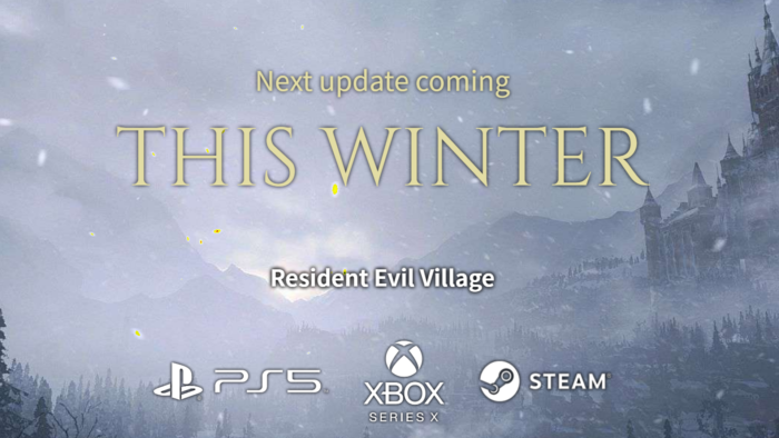 Next Resident Evil 8: Village Update is Coming This Winter