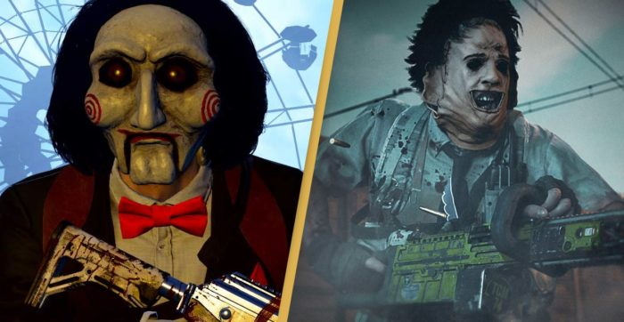 Call of Duty: Haunting of Verdansk Includes Billy the Puppet and Leatherface