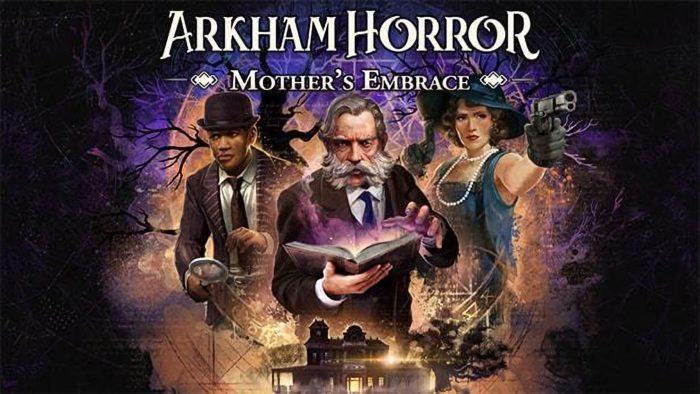 Arkham Horror: Mother's Embrace Announced