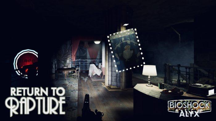 Bioshock Mod for Half-Life: Alyx Lets You Return to Rapture