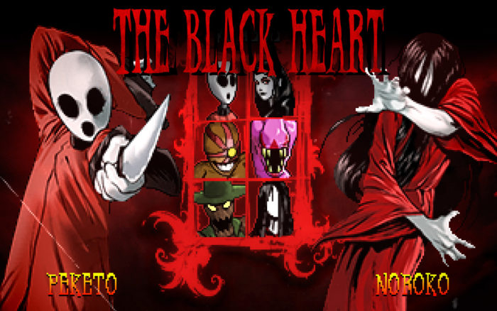 The Black Heart – Gothic 2D Fighter Comes To Steam In Time For Halloween