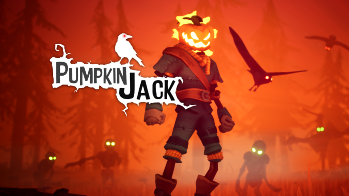 Spooky 3D Platformer Pumpkin Jack Unleashing on Oct 23