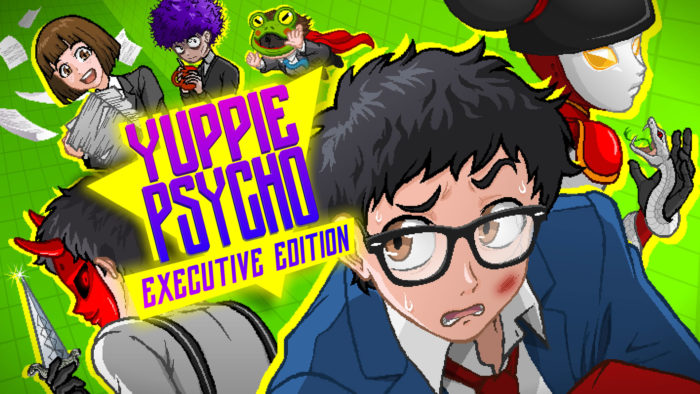 Review: Yuppie Psycho Executive Edition