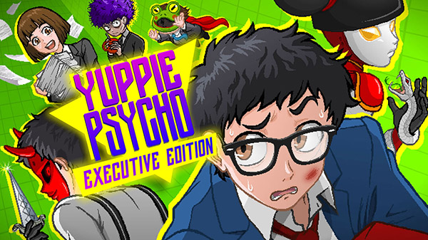 Yuppie Psycho: Executive Edition Launches October 29th