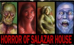 The Horror of Salazar House Brings Retro Point-And-Click To Steam