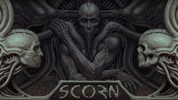 Scorn Shows Off 13 Minutes of Giger-esque Gameplay