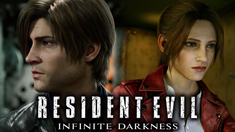 Netflix Shows off New Stills from Resident Evil: Infinite Darkness