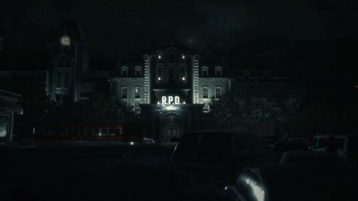 The New Resident Evil Movie's R.P.D. Set is Looking Damn Good So Far