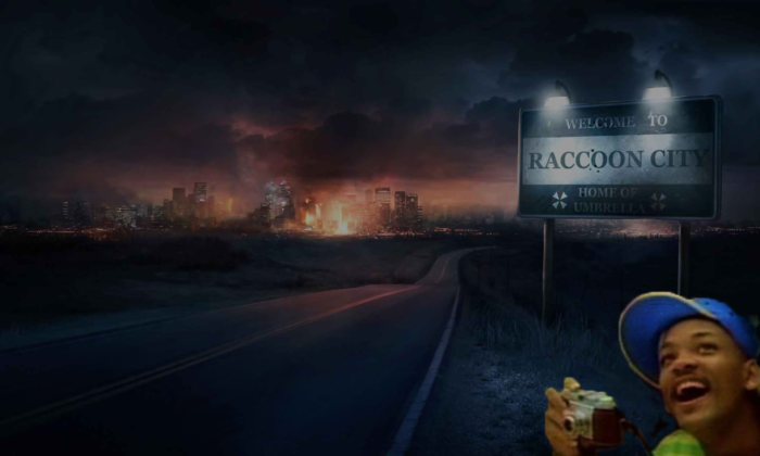 UPDATE: First Resident Evil Movie Reboot Set Photos Surface