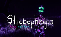 Indie Rave Horror Strobophagia Launches on Steam