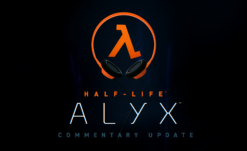 Half-Life: Alyx Releases Commentary Update