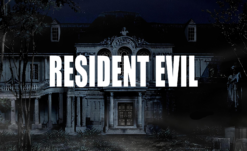 Resident Evil Reboot: Under Construction Mansion, Helicopter First Looks