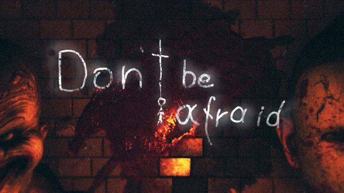 Don't Be Afraid Coming This Month PLUS Get The Free Prologue