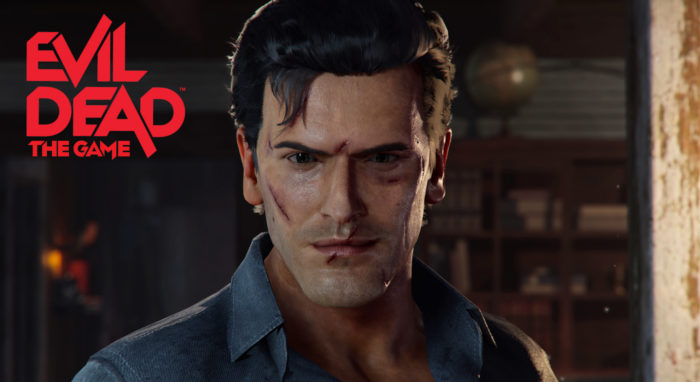 Evil Dead: The Game Will Release Feb. 2022 Says Bruce Campbell