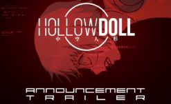 Indie Escape Room Style Horror Game HOLLOW DOLL Announced