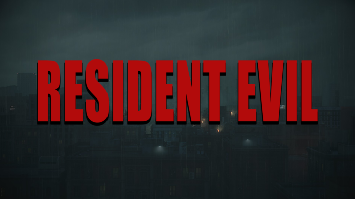 Resident Evil Movie Set For September 9th, 2021 Release