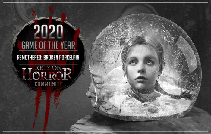 Rely on Horror's 2020 Community Game of the Year is…Remothered: Broken Porcelain