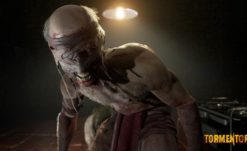 The Creators of Agony Announced a Torture Simulator