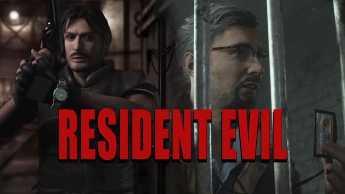 Resident Evil Reboot Casts Ben Bertolucci and Enrico Marini