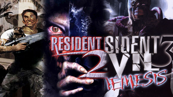 Capcom May Be Teasing Resident Evil PS1 Trilogy Remasters On Twitter