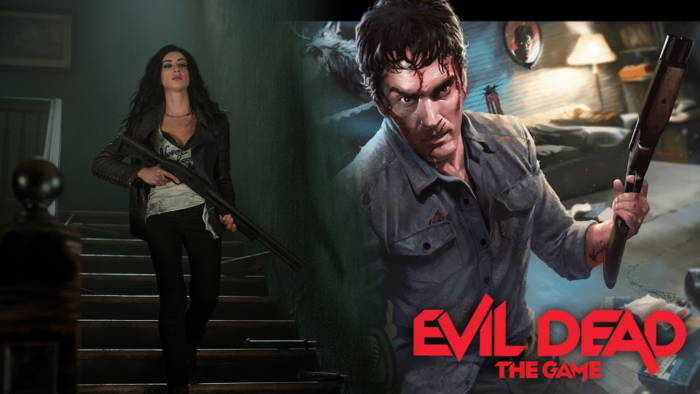 Dana DeLorenzo Returns as Kelly in Evil Dead: The Video Game