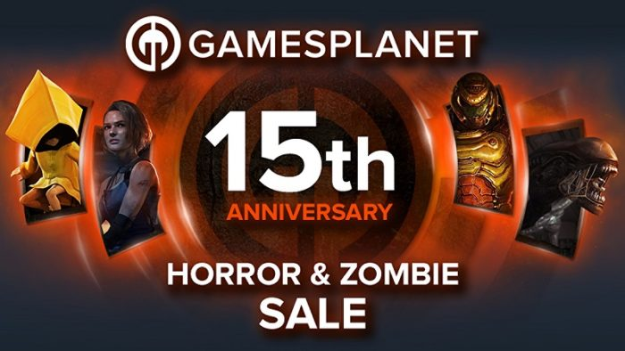 Gamesplanet Celebrates 15 Years With Huge Horror Sale