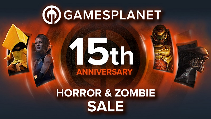 Gamesplanet horror sale
