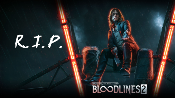 VTM: Bloodlines 2 Loses Its Developer, All But Canceled
