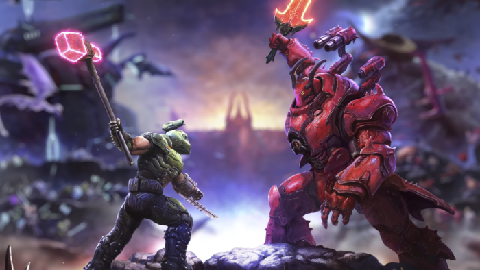 DOOM Eternal: The Ancient Gods Part 2 Teaser Drops