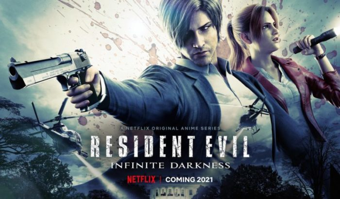 New Images, Details from Resident Evil: Infinite Darkness