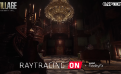 Resident Evil Village AMD Raytracing Shown Off