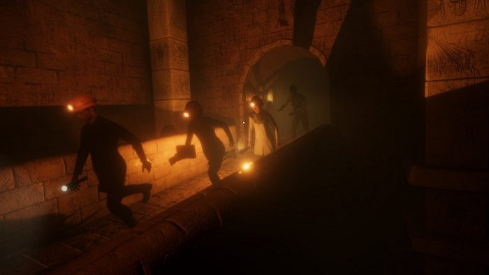 Eqyptian Themed Horror Game Forewarned Coming to PC and VR