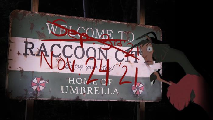 Resident Evil Movie Reboot Release Pushed Back to November
