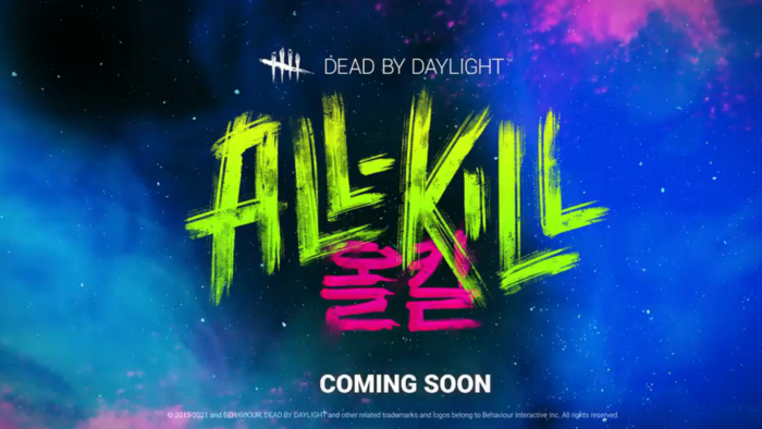 Dead by Daylight: New DLC is a Killer K-Pop Star