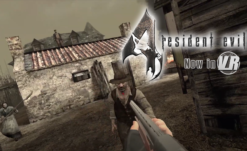 Resident Evil 4 VR: New Details and Footage, Releases This Year