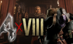 Fans Discover Resident Evil 4 Merchant Easter Egg in RE Village Demo