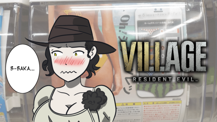 Resident Evil Village: Tall Lady's Underwear Color and Shoe Size Revealed, Yes Really