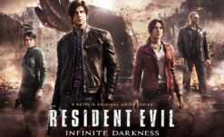 New Resident Evil: Infinite Darkness Trailer, Releases July 8th