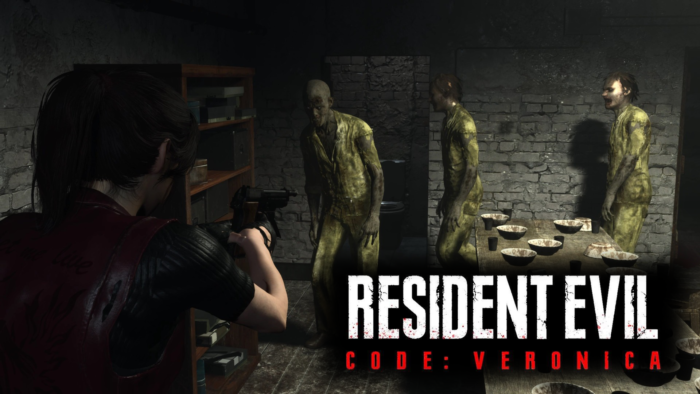 Fans Are Remaking Resident Evil – Code: Veronica and it looks Incredible