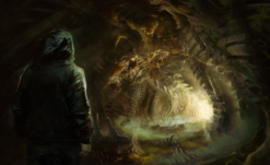 Psychological Horror Adventure Dark Fracture Coming To All Platforms in 2022