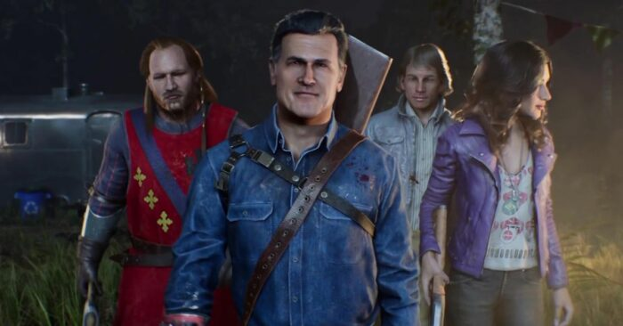 Bruce Campbell Narrates Evil Dead: The Game's First Major Gameplay Trailer