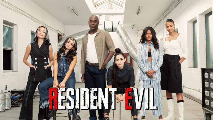 Cast Announced for that Terrible Sounding Resident Evil Live Action Series