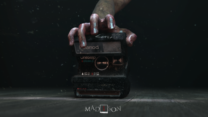 Polaroid-based Horror Game MADiSON Coming to Steam in 2021