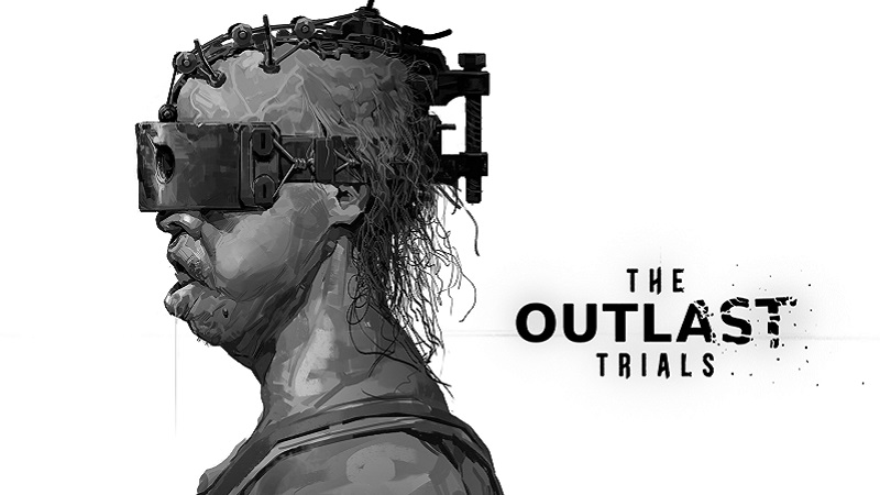 Outlast Trials enemy concept art on a white background.
