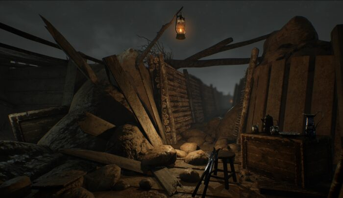 WW1-themed Horror Game Ad Infinitum Resurfaces After a Six-year Hiatus